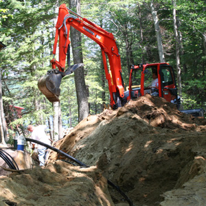 Site Excavation